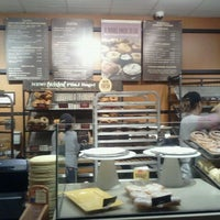 Photo taken at Saint Louis Bread Co. by Joe D. on 11/4/2011