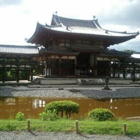 Photo taken at Byodo-in Temple by Yuji U. on 9/18/2011