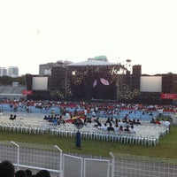 Photo taken at DUO陳奕迅2011大馬演唱會 by lau o. on 8/6/2011