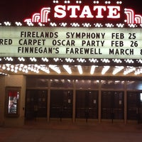 Photo taken at The Sandusky State Theatre by Thomas K. on 2/27/2012