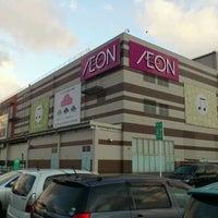 Photo taken at AEON Mall by Yasuhiro S. on 12/25/2011