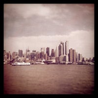 Photo taken at NY Waterway Ferry Terminal Port Imperial by Gerard C. on 5/29/2011
