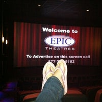 Photo taken at Epic Theatres of St Augustine by Alicia N. on 7/5/2011