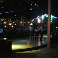 Photo taken at Stampede Mesquite Grill & Dance Emporium by Michael C. on 1/29/2012