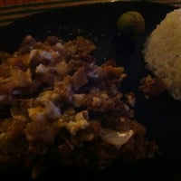 Photo taken at Sizzlers by Elaine G. on 2/18/2012