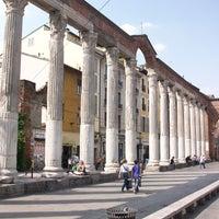 Foto scattata a Colonne di San Lorenzo da Adriano M. il 3/5/2012