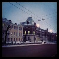 Photo taken at Казанский Государственный Аграрный Университет by Igor K. on 3/17/2012