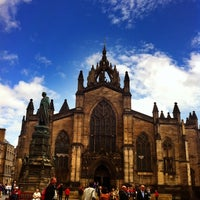 Foto tomada en St. Giles' Cathedral por Lar V. el 6/30/2012