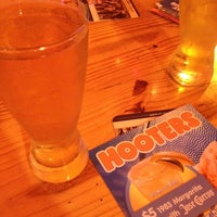 Photo taken at Hooters by Rafaella B. on 3/30/2012
