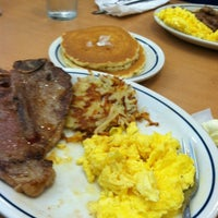 Photo taken at IHOP by Anna T. on 6/14/2012