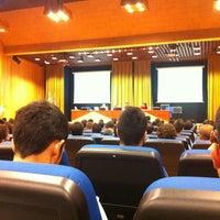 Photo taken at ETSII Sevilla by Francisco J. on 5/17/2012