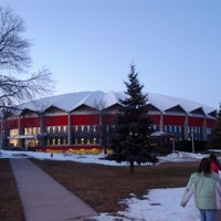 Photo taken at Alliant Energy Center by Dustin W. on 2/4/2012