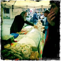 Photo taken at Piazza Gramsci by Federico R. on 3/4/2012