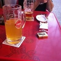 Photo taken at Bar Leumax by Ruben G. on 3/16/2012