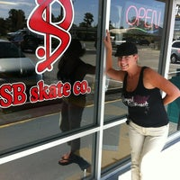 Photo taken at the SB skate co. by JoDee P. on 6/27/2012