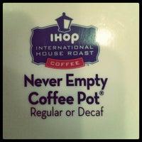 Photo taken at IHOP by Alan E. on 8/5/2012
