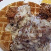 Photo taken at Lulu Belle's Pancake House by BriBri on 2/12/2012