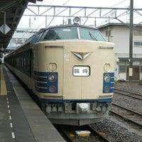 Photo taken at Akita Station by m34szk on 5/4/2012
