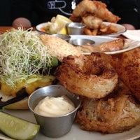 Photo taken at Ox Cart Tavern by Lisa on 2/12/2012