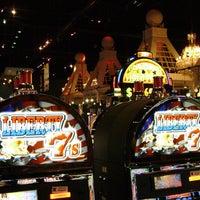 Photo taken at Buffalo Run Casino & Hotel by TravelOK on 3/22/2012