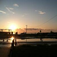 Photo taken at Hatteras-Ocracoke Ferry: Ocracoke Terminal by Jake S. on 8/1/2012