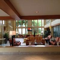 Photo taken at Wyndham Hotel by Deborah on 7/23/2012