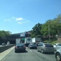 Photo taken at Cross Bronx Expressway (I-95) by Lila G. on 5/31/2012