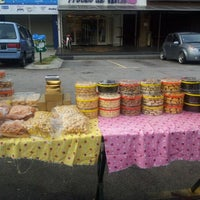 Photo taken at Bazaar Ramadhan Seksyen 7 by Shukrange on 8/14/2012