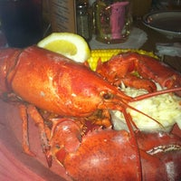 Photo taken at The Lobster Claw by Anna T. on 4/21/2012
