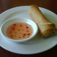 Photo taken at Talay Thai Restaurant by Peter v. on 6/15/2012