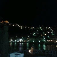 Photo taken at Yacht Cafe-Bar by manos E. on 8/17/2012