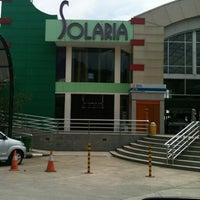 Photo taken at Solaria by Unjuk Keriahen G. on 4/10/2012
