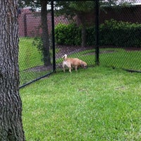 Photo taken at Dog Park At Key Isle by Sacha on 6/19/2012