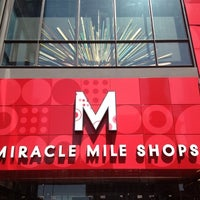 Photo taken at Miracle Mile Shops by Jenny N. on 5/30/2012