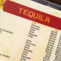 Photo taken at Machete Tequila + Tacos by Karen G. on 4/7/2012