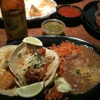 Photo taken at Juan Jaime's Tacos and Tequila by Rae L. on 2/19/2012