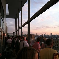 Photo taken at Gansevoort Meatpacking NYC by Noah K. on 6/14/2012