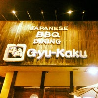 Photo taken at Gyu-Kaku Japanese BBQ by Vin A. on 9/2/2012