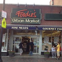 Photo taken at Foodie's Urban Market by Kevin V. on 8/21/2012