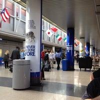 Photo taken at Terminal 3 by Gary B. on 3/25/2012