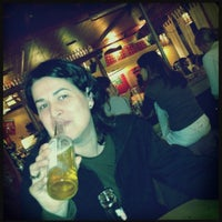 Photo taken at Cantina Bar Mexican by Erik M. on 2/17/2012