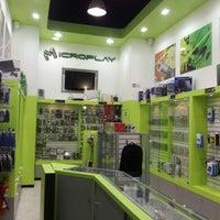 Photo taken at Microplay Mall Plaza El Trebol by Kihomar R. on 7/3/2012