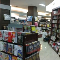 Photo taken at Gramedia by Hana Satya H. on 5/28/2012