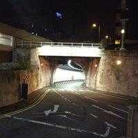 Photo taken at Birkenhead Tunnel Dock Exit by 👸 Teresa Tregonwell T. on 5/25/2012