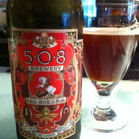 Photo taken at 508 GastroBrewery by Sam D. on 5/10/2012
