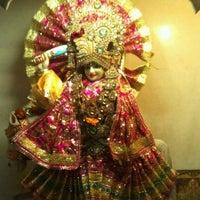 Photo taken at Sri hanuman temple by Hemanshu S. on 2/21/2012