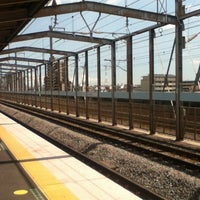 Photo taken at Toda-Kōen Station by と〜とと♪ on 8/2/2012