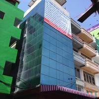 Photo taken at Phraram 2 Civil Engineering by Chawish N. on 3/10/2012