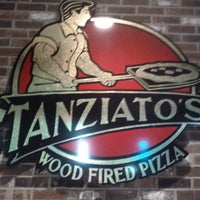 Photo taken at Stanziato's Wood Fired Pizza by Daniel W. on 6/16/2012