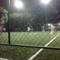 Photo taken at ECP - Campo de Futebol by Mayara N. on 4/5/2012